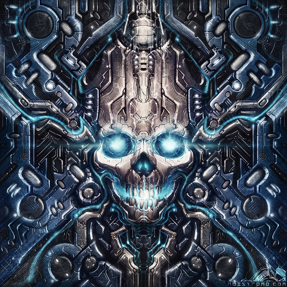 Skulls by Noistromo 1