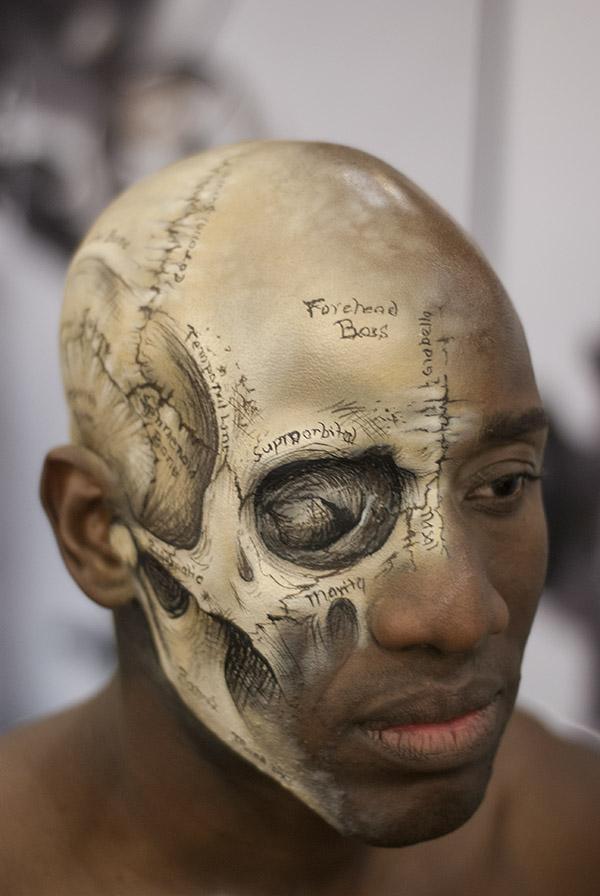 Gray's Anatomy by Lisa Berczel