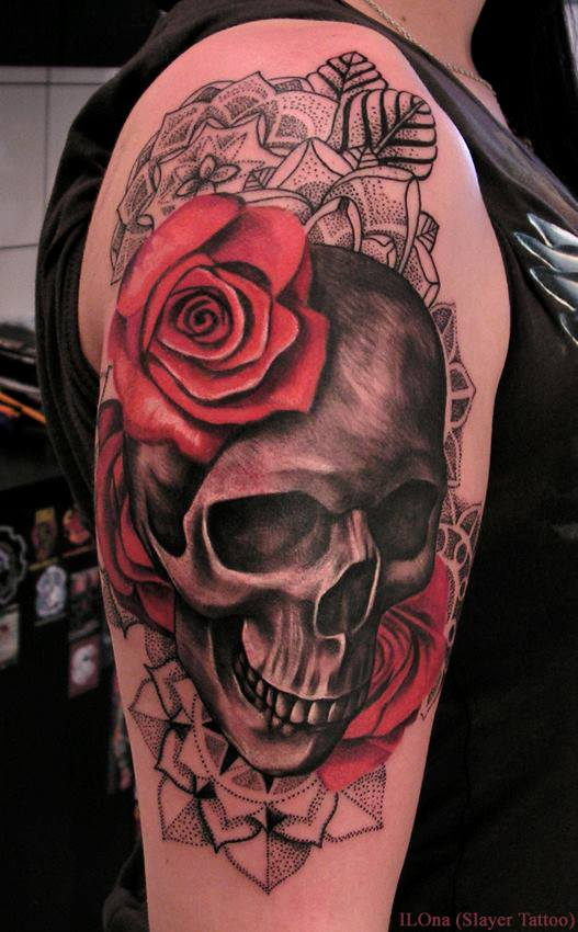 ILOna from Slayer Tattoo 1