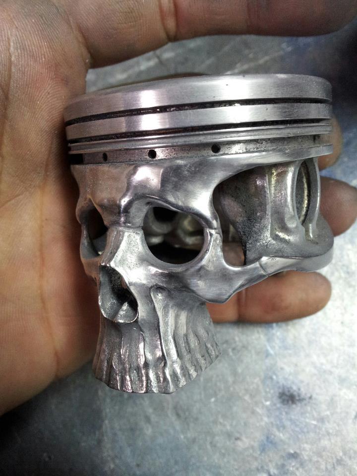 Piston Skull 2