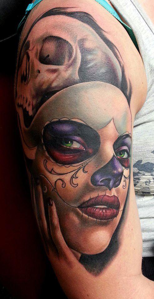 Rodney Eckenberger tattoo
