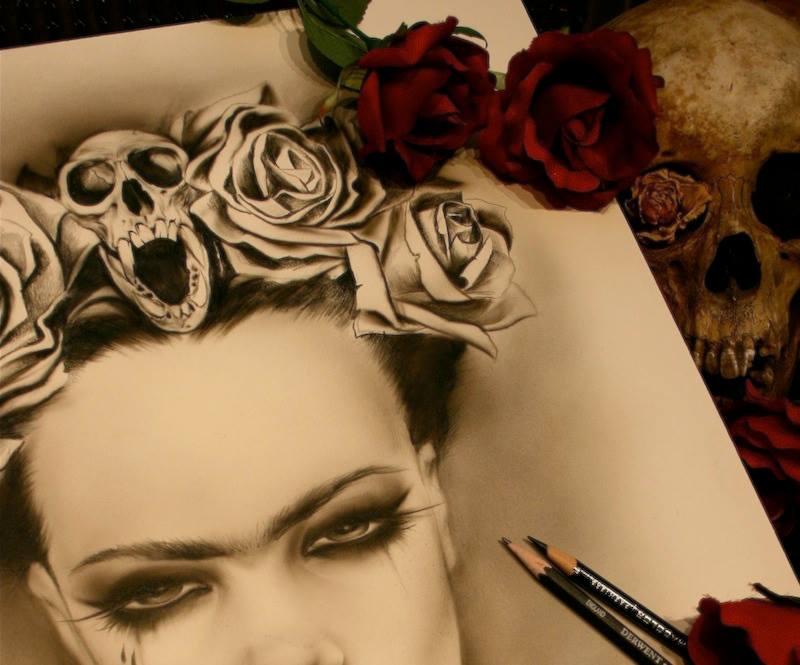 Viva La Frida by Brian Viveros 1