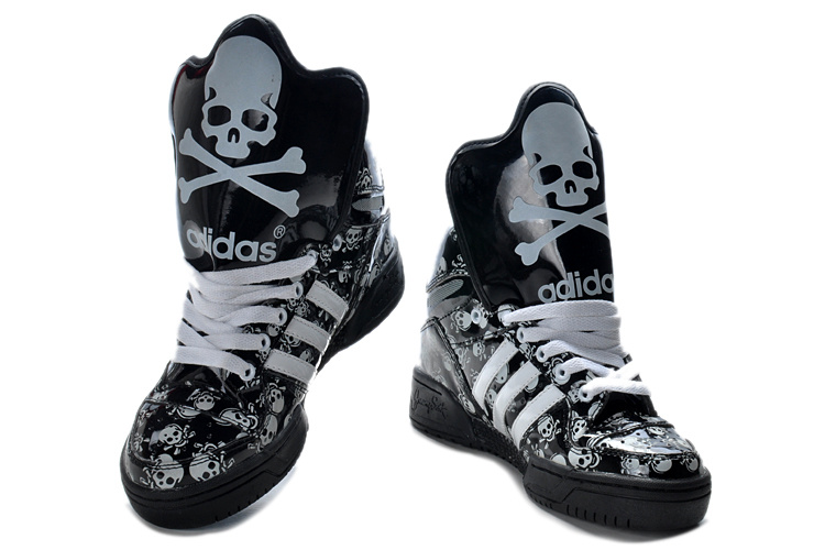 adidas shoes skull and crossbones