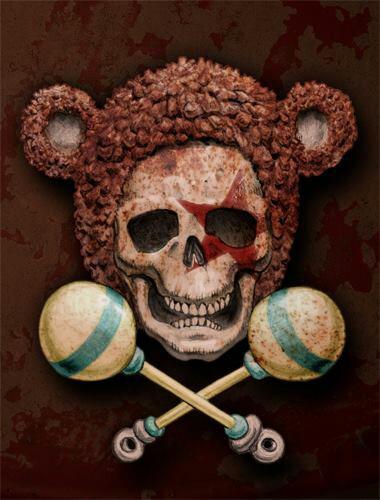Baby Bear by Randy Cushman