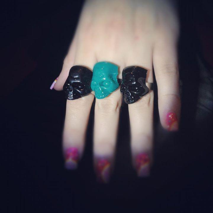 Pata E Perro Skull Jewelry 2