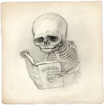 Reader by Mark Ryden