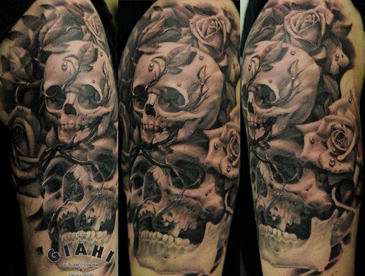 skull tattoosss