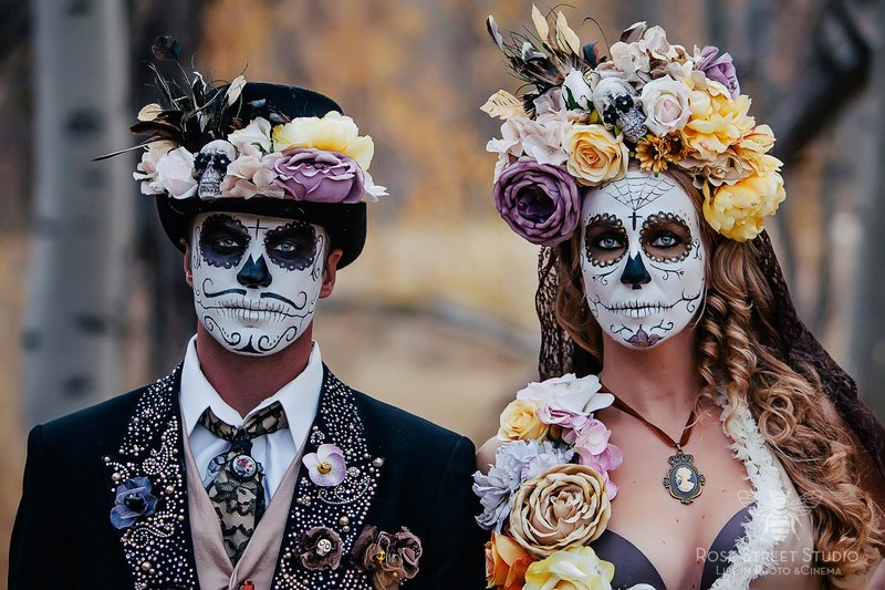 50 Sugar Skull makeup ideas