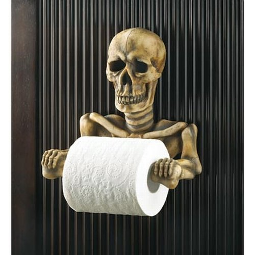 Halloween Toilet Paper Holder