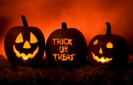Halloween worldwide popularity 2