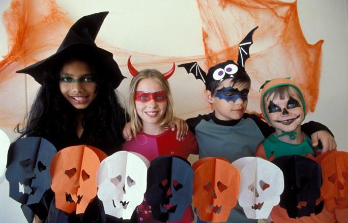 Halloween worldwide popularity