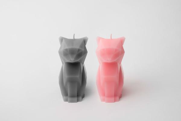 The Devil's Pet candles