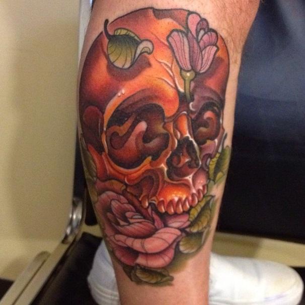 Timmy B tattoo 3