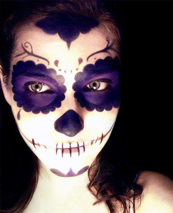 dia de los muertos makeup idea 2 (2)