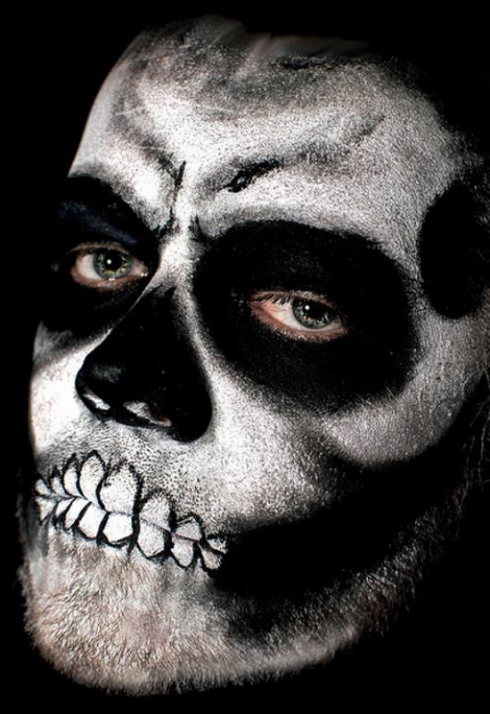 halloween Makeup men
