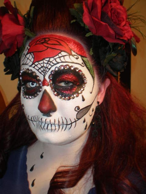 mexican makeup