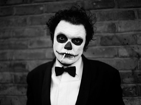 skull makeup for man skull makeup halloween