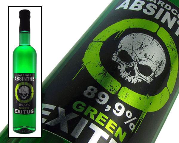 Hardcore Absinth Green Exitus