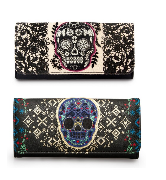 Loungefly Skull Wallets 1