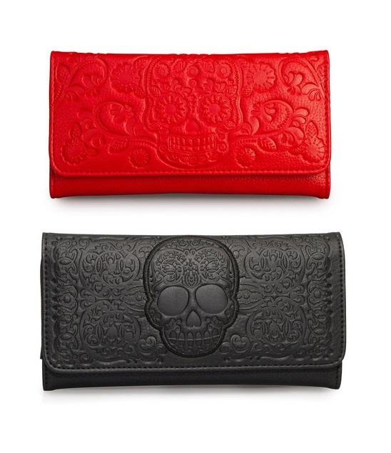 Skull Wallets