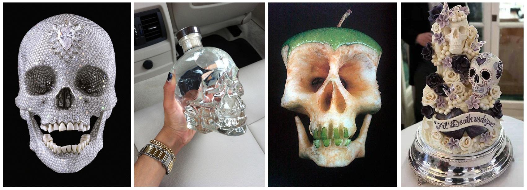 A Short History of Skulls in Art