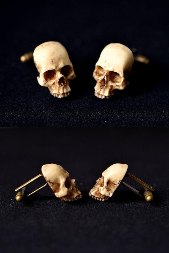 Skull Cufflinks (2)