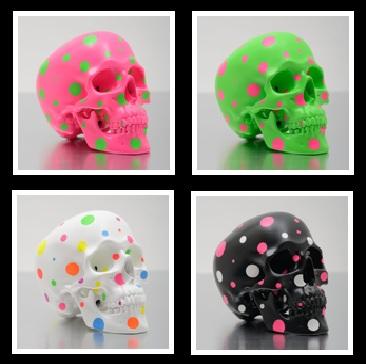 Sugared Skulls by Jiri Geller 1