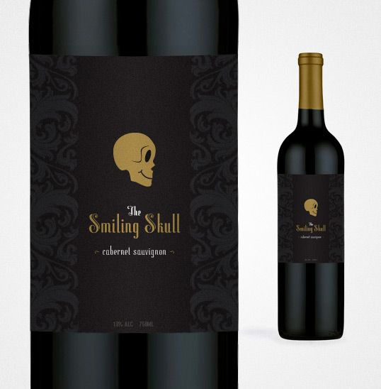 The Smiling Skull Cabernet Sauvignon