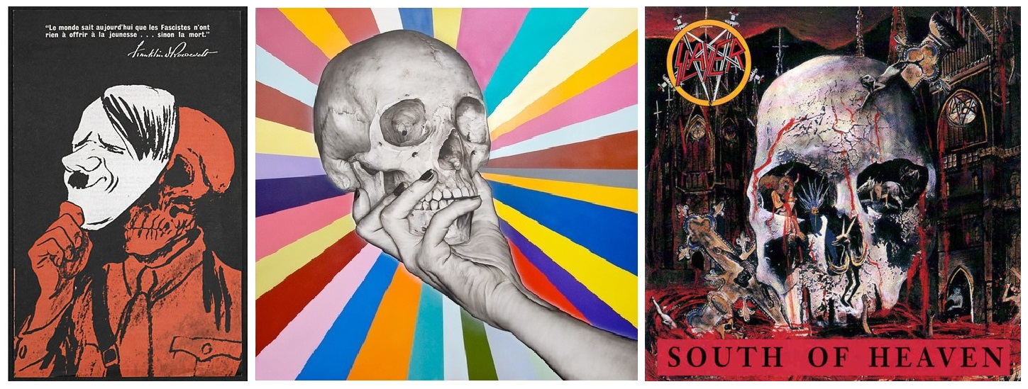 A Short History Of Skulls In Art