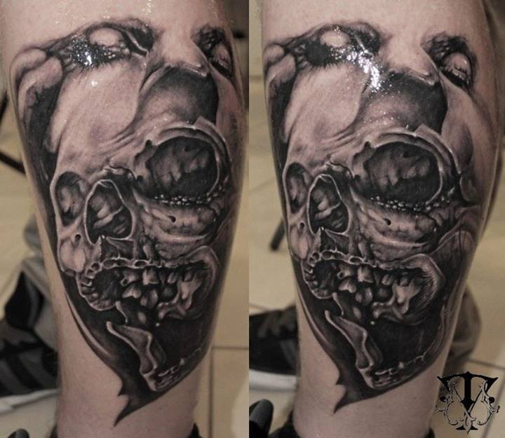tattoo by Todirica Dumitru