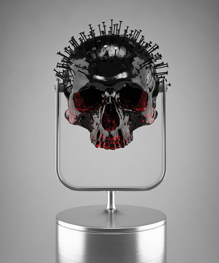 Creative Sculptures by Hedi Xandt (2)