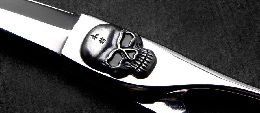 Skull scissors (2)