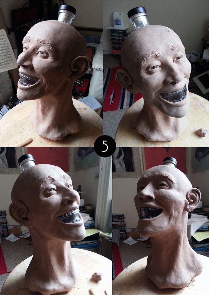 reconstruction of a Crystal Head Vodka skull (2)