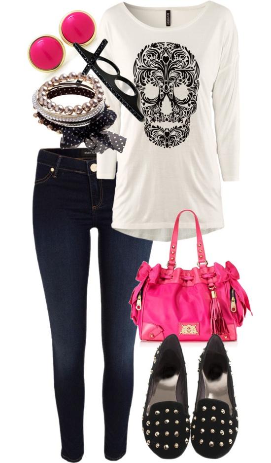 skull fashion designs (2)