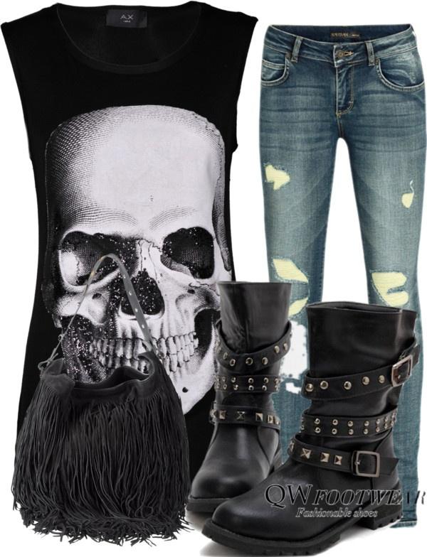 skull fashion designs (3)