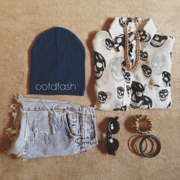 skull fashion designs (4)