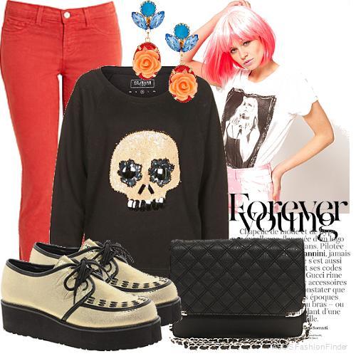 skull fashion designs (7)