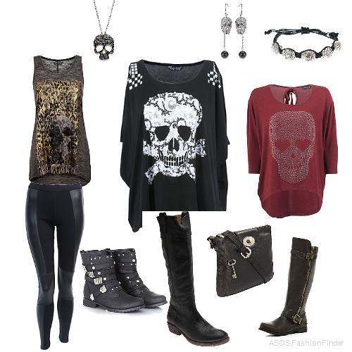 skull fashion designs (9)