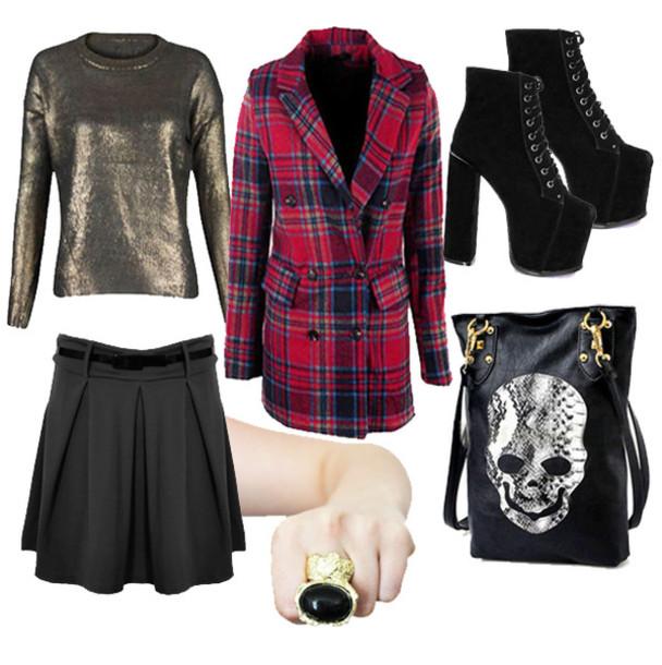 skull fashion designs