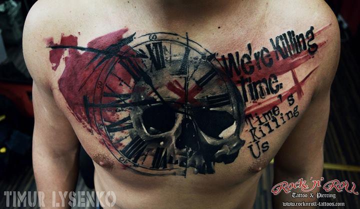 tattoo by Timur Lysenko (13)