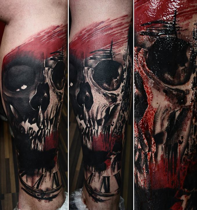 tattoo by Timur Lysenko (2)