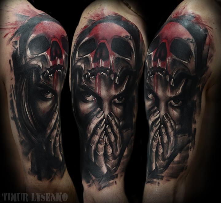 tattoo by Timur Lysenko (3)