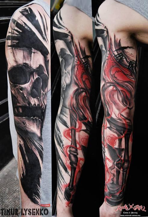 tattoo by Timur Lysenko (4)