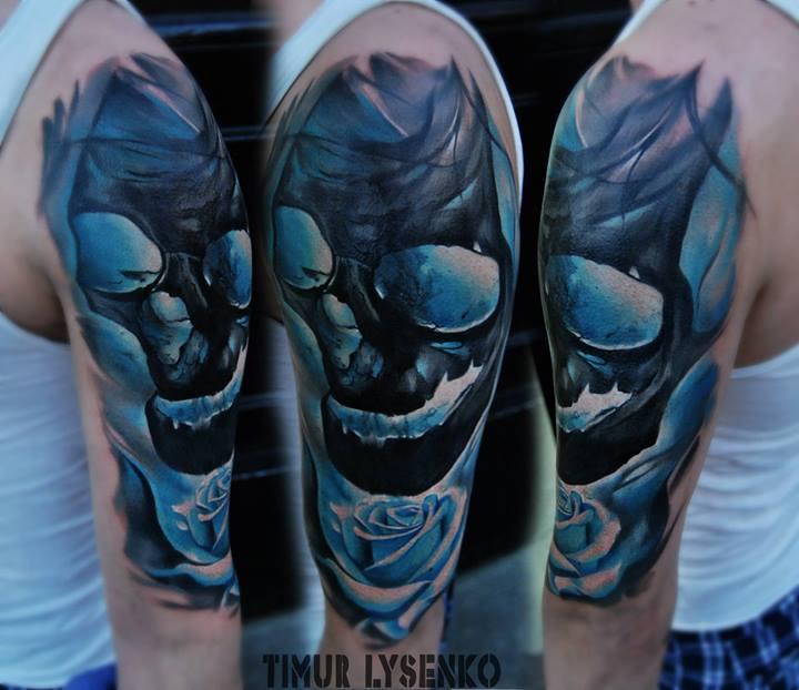 tattoo by Timur Lysenko (5)