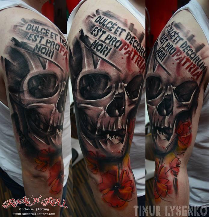 tattoo by Timur Lysenko (6)