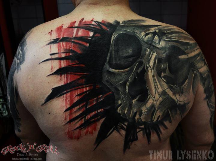 tattoo by Timur Lysenko (9)