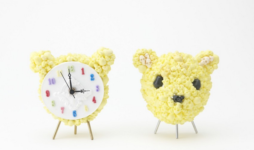 Indirect Real Clock by Junya Endo 1