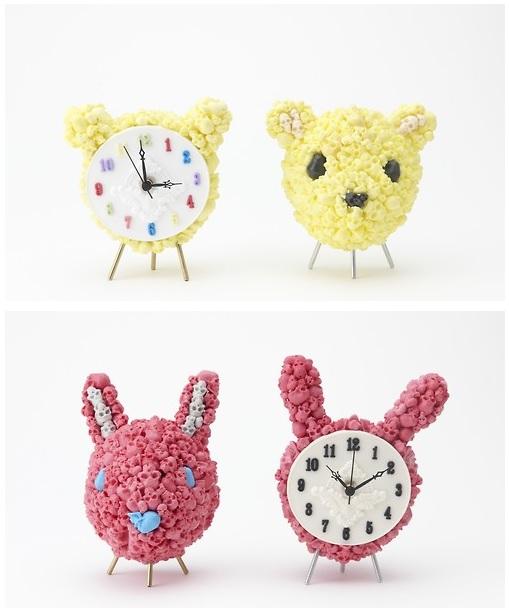 Indirect Real Clock by Junya Endo