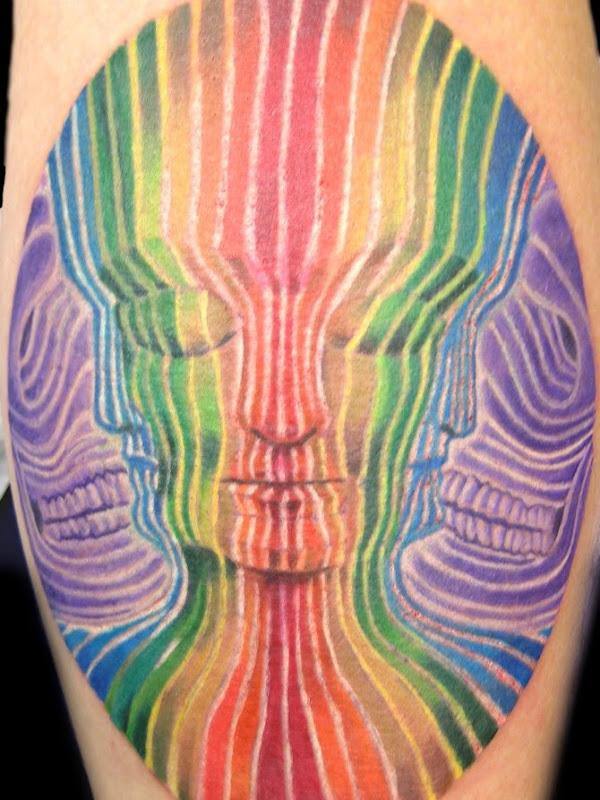 interbeing tattoo