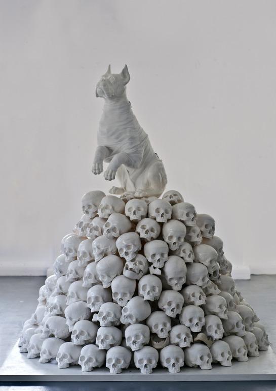 sculptures by Adam Rushton (2)